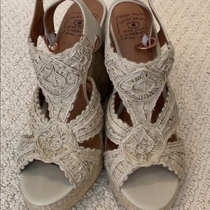 Women's Lucky Brand Wedge Shoes